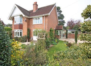 5 bed detached house for sale in Dilly Lane, Barton On Sea, New Milton BH25