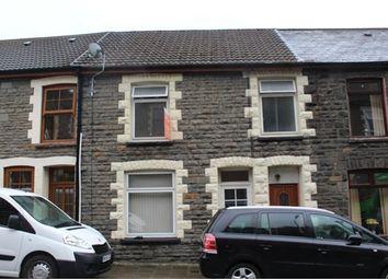 Thumbnail 3 bed terraced house for sale in Tyntyla Road, Ystrad, Rhondda Cynon Taff.