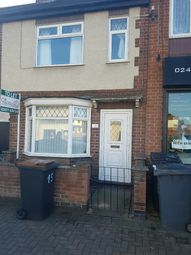 Thumbnail 2 bed terraced house to rent in Central Avenue, Nuneaton