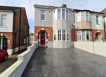 Thumbnail 3 bed semi-detached house for sale in Old Rectory Road, Farlington, Portsmouth