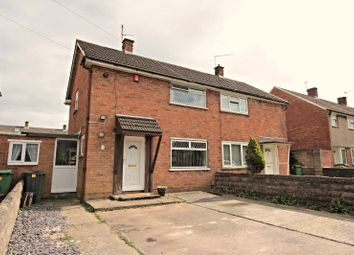 Thumbnail 2 bed semi-detached house for sale in Honiton Road, Llanrumney