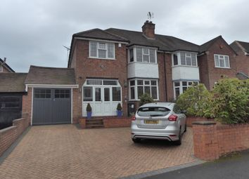 Thumbnail 3 bed semi-detached house for sale in South Road, Northfield, Birmingham