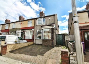 Thumbnail 2 bed end terrace house for sale in Pirrie Road, Walton, Liverpool