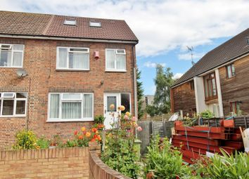 Thumbnail 5 bed end terrace house for sale in Overton Road, London