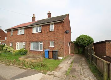 Thumbnail 3 bed semi-detached house for sale in Tern Road, Ipswich