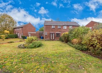 Thumbnail 2 bed semi-detached house for sale in Mosswood Street, Cannock