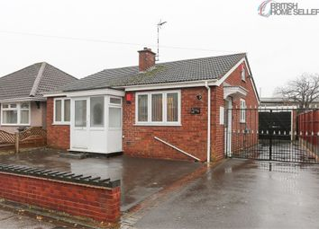 Thumbnail 2 bed detached bungalow for sale in Heath End Road, Nuneaton, Warwickshire