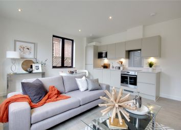 Thumbnail 1 bed flat for sale in Latour House, Hanworth Lane, Chertsey, Surrey