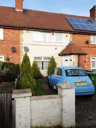 Thumbnail 3 bed terraced house for sale in Welstead Avenue, Aspley, Nottingham