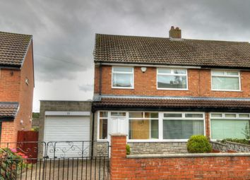 Thumbnail 3 bed semi-detached house for sale in Wilsway, Throckley, Newcastle Upon Tyne