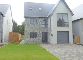 Thumbnail 5 bed detached house for sale in Waterton Lane, Waterton, Bridgend.