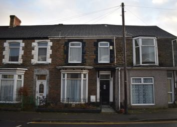 Thumbnail 3 bed terraced house to rent in Rhondda Street, Mount Pleasant, Swansea.