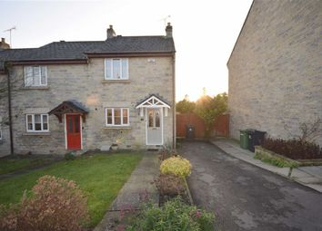 Thumbnail 2 bed town house for sale in Weaver Close, Crich, Matlock