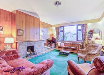 Thumbnail 3 bed detached bungalow for sale in Knights End Road, Knights End, March