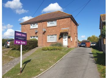Thumbnail 2 bed semi-detached house for sale in Amesbury Road, Salisbury
