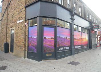 Thumbnail Retail premises to let in 125 Lavender Hill, Clapham Junction