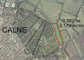 Thumbnail Land for sale in Sandpit Road, Calne