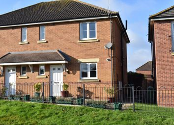 Thumbnail 3 bed semi-detached house to rent in Homestead Close, Frampton Cotterell, Bristol