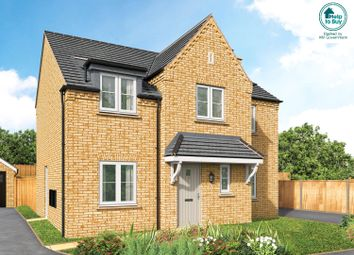 Thumbnail 4 bed detached house for sale in Crown Place, Fenstanton, Huntingdon, Cambridgeshire