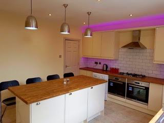 Thumbnail 7 bed terraced house to rent in Hartley Avenue, Leeds, West Yorkshire