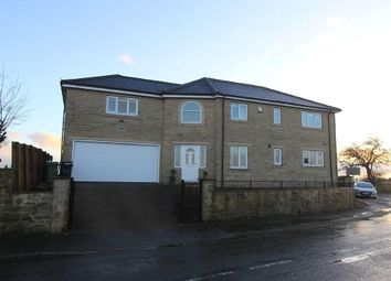 Thumbnail 4 bed detached house for sale in Cliff Hollins Lane, Bradford