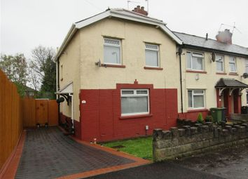 Thumbnail 3 bedroom end terrace house for sale in Vachell Road, Ely, Cardiff