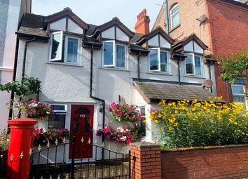 Thumbnail 3 bed property to rent in Clifton Road, Llandudno