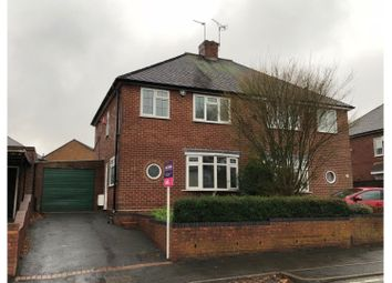 Thumbnail 3 bed semi-detached house to rent in Hobs Road, Wednesbury