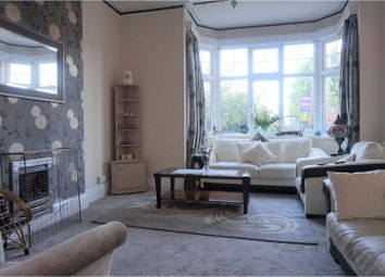 Thumbnail 3 bed semi-detached house for sale in Melbury Gardens, West Wimbledon