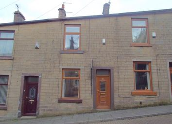 Thumbnail 2 bed terraced house for sale in Edward Street, Bacup, Rossendale, Lancashire
