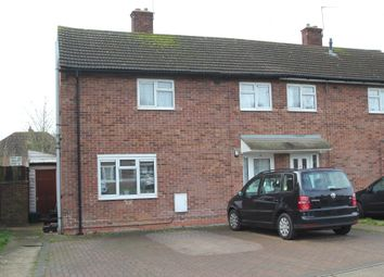 Thumbnail 3 bed semi-detached house for sale in Plume Avenue, Colchester, Essex