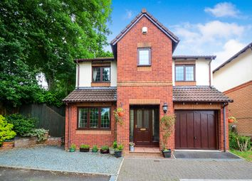 Thumbnail 4 bed detached house for sale in Kittersley Drive, Liverton, Newton Abbot