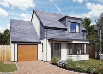 Thumbnail 2 bedroom detached house for sale in Camaret Gardens, Camaret Drive, St. Ives, Cornwall