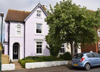 Thumbnail 4 bed semi-detached house for sale in Stade Street, Hythe