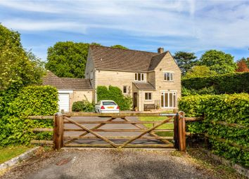 Thumbnail 4 bed detached house for sale in Burleigh Tor, Burleigh, Stroud, Gloucestershire