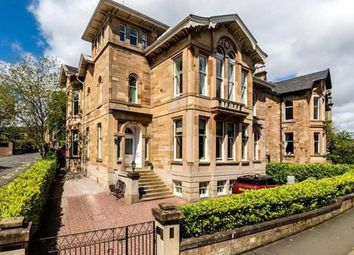 Thumbnail 3 bed flat to rent in Dundonald Road, Glasgow