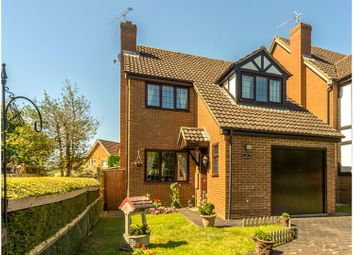Thumbnail 3 bed detached house for sale in Chells Lane, Stevenage