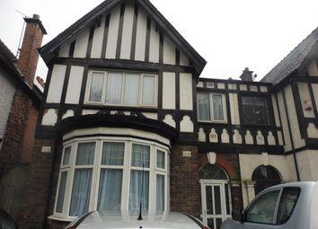 Thumbnail 1 bedroom flat to rent in Sutton Road, Erdington, Birmingham