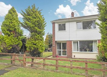 Thumbnail 3 bed semi-detached house for sale in Back Lane, Clayton-Le-Woods, Chorley