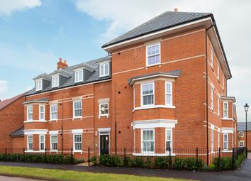 "Thumbnail 2 bed flat for sale in ""Bury A"" at Alwin Court, Great Denham, Bedford"