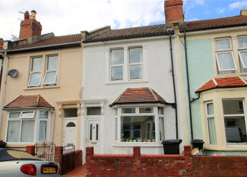 Thumbnail 2 bed terraced house for sale in Garnet Street, Bedminster, Bristol