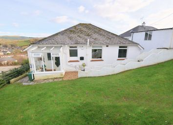 Thumbnail 3 bed detached bungalow for sale in Plymouth Road, Horrabridge, Yelverton