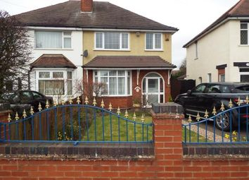 Thumbnail 3 bed semi-detached house for sale in Coventry Road, Nuneaton, Warwickshire, England