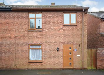 Thumbnail 3 bed semi-detached house for sale in Chestnut Crescent, Bassingham, Lincoln