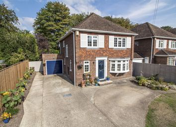 Thumbnail 4 bed detached house for sale in Queens Road, Fleet