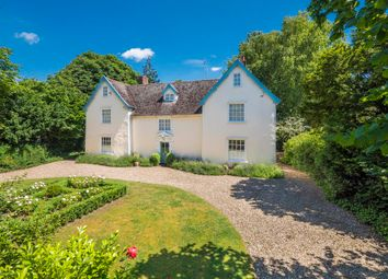 Thumbnail 6 bed detached house for sale in Wattisfield, Diss, Norfolk