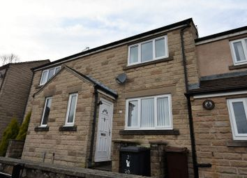 Thumbnail 3 bed terraced house for sale in Danesway, Chapel-En-Le-Frith, High Peak