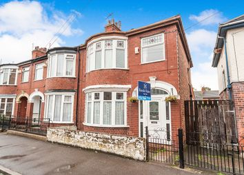 Thumbnail 3 bed property for sale in Faraday Street, Hull
