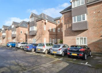 Thumbnail 2 bedroom flat for sale in Holly Court, 135/139 Station Road, West Moors, Ferndown