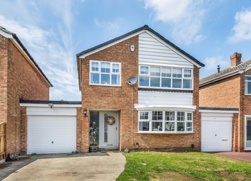 Thumbnail 3 bed link-detached house for sale in Attingham Close, Middlesbrough